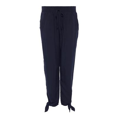 Black Tape Women's Tie Casual Pants