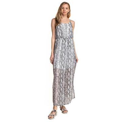 Mitto Shop Women's Snake Print Dress