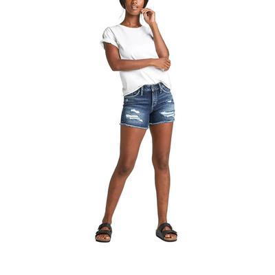 Silver Jeans Women's Suki Shorts
