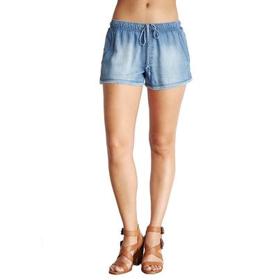 Bella Dahl Women's Side Button Short