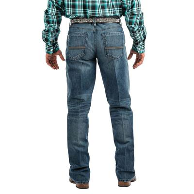 Cinch Men's Relaxed Fit Medium Stonewash Grant Jean