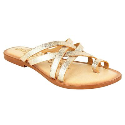 Naughty Monkey Women's Zooche Sandal