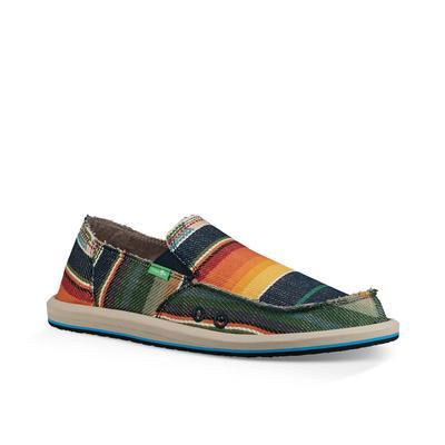 dc0b578751 Sanuk Men s Donny Funk Sidewalk Surfer Shoe