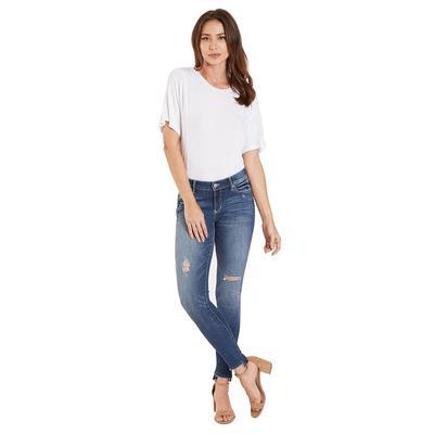 Dear John Women's Gisele High Rise Skinny Jean