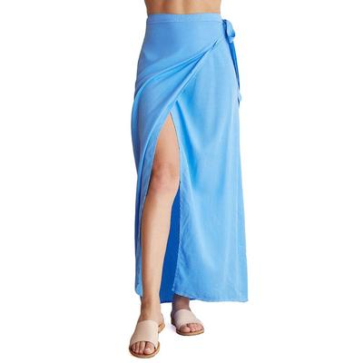 Bella Dahl Women's Maxi Wrap Skirt