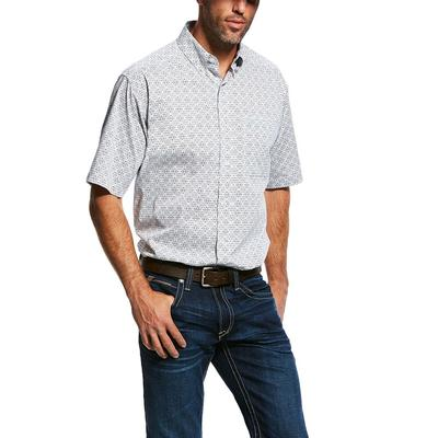 Ariat Men's Midwood Print Shirt