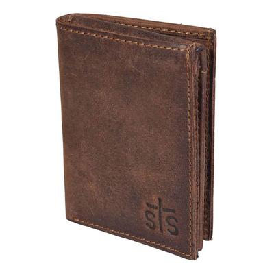 STS Ranchwear's Foreman Trifold Wallet