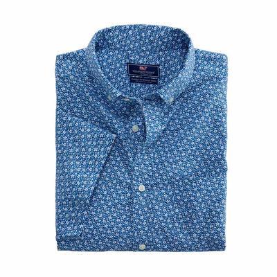 002f73e392 Vineyard Vines Men's Classic Murray Button Shirt