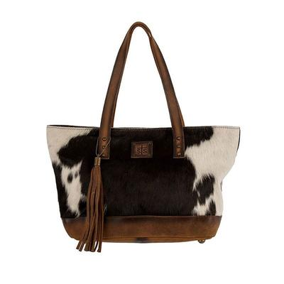 STS Ranchwear's Classic Cowhide Tote