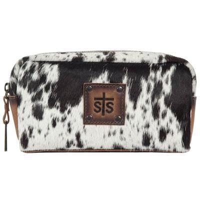 STS Ranchwear's Bebe Cowhide Cosmetic Case