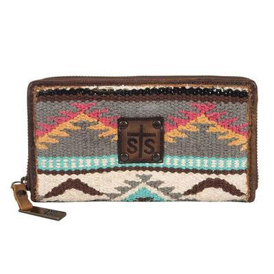 STS Ranchwear's Serape Bi-Fold Wallet