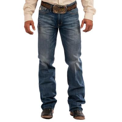 Cinch Men's Grant Mid Rise Relaxed Jeans