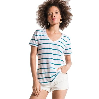 Z Supply Women's The Vienna V-Neck Tee