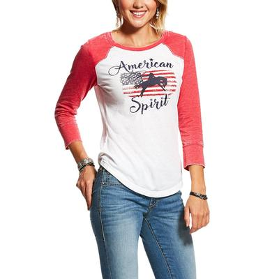 Ariat Women's American Spirit T-Shirt