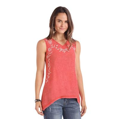 Panhandle Women's Embroidered Top