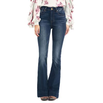 Rock & Roll Women's Trouser Jeans