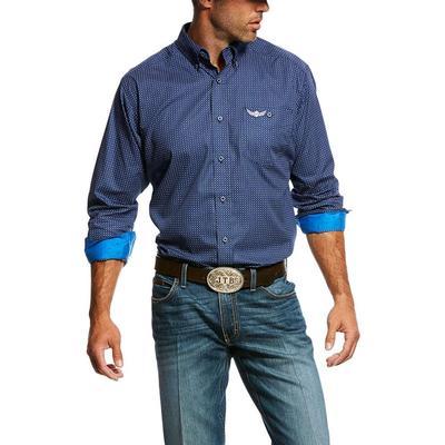 Ariat Men's Long Sleeve Woven Classic Button Down Shirt