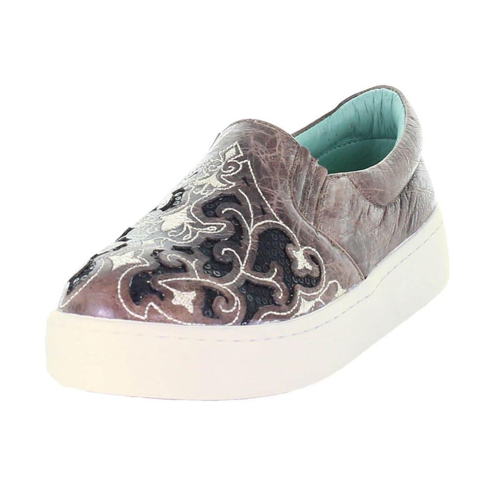 Corral Women's Embroidery Sneaker Shoe