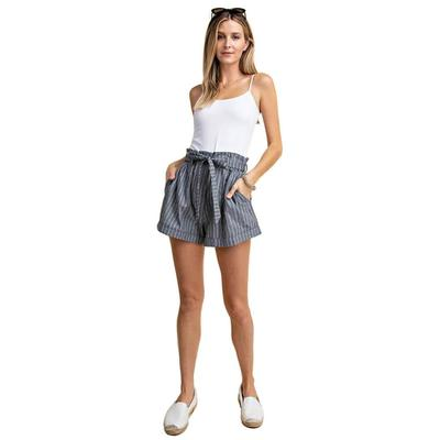 Kori America Women's Stripe Sugarbag Shorts
