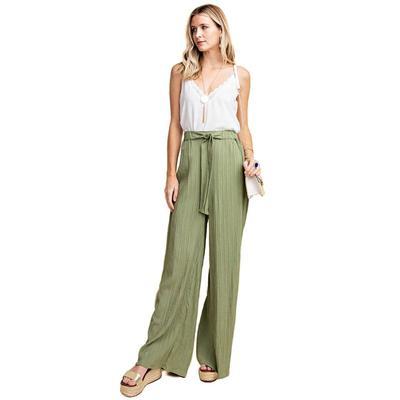 Kori America Women's Flowy Pants