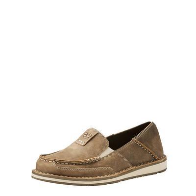 Ariat Women's Brown Bomber Cruiser Shoes