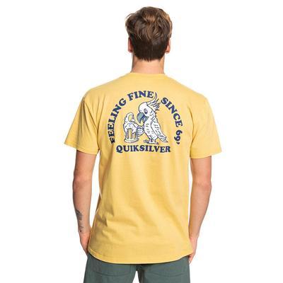 Quiksilver Men's Modern Games T-Shirt