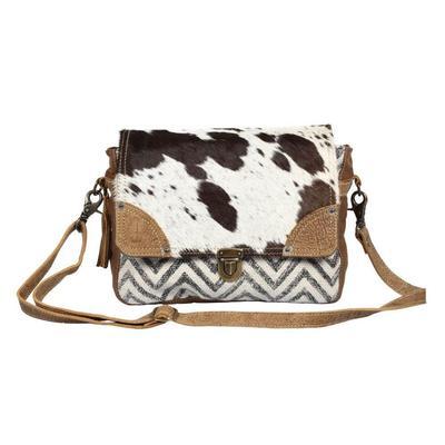 Myra Bag Women's Pearl Fusion Messenger Bag