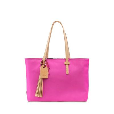 Consuela's Pinkie East/West Tote
