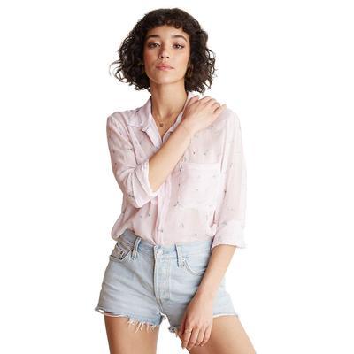 Bella Dahl Women's Long Sleeve Hipster Top