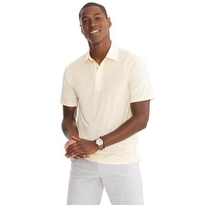 Southern Tide Men's Short Sleeve Haig Point Stripe Performance Polo Shirt