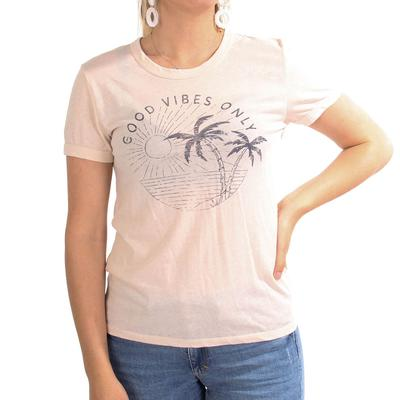 Others Follow Women's Good Vibes Only Top