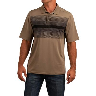 Cinch Men's Short Sleeve ArenaFlex Polo Shirt