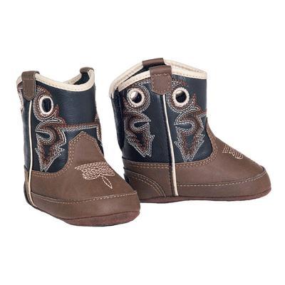 M & F Western Baby Bucker Boots