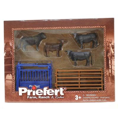 M & F Western Kids Priefert Cattle Working Pen Set