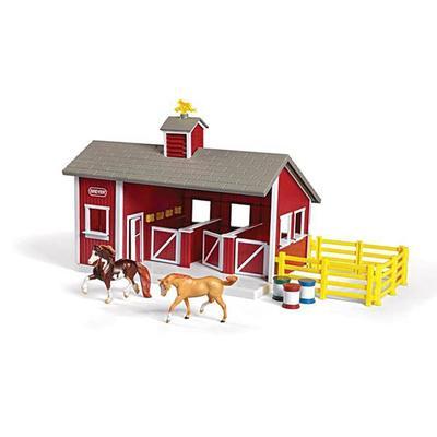 Breyer Kids Red Stable Set