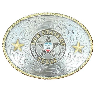 M & F Men's State Of Texas Buckle