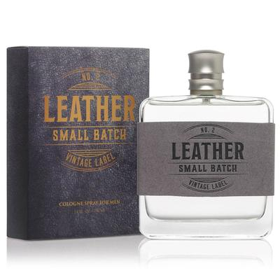 Tru Fragrance Men's Leather Small Batch