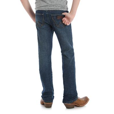 Wrangler Boy's Red River Retro Slim Straight Jean