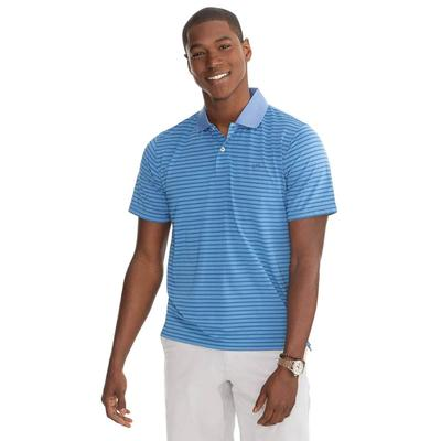 Southern Tide Men's Short Sleeve Summertide Performance Polo