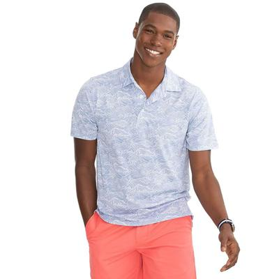 Southern Tide Men's Short Sleeve Reyn Spooner Performance Polo