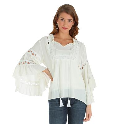 Wrangler Women Western Fashion Top