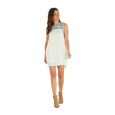 Wrangler Womens Embroidery Fashion Dress