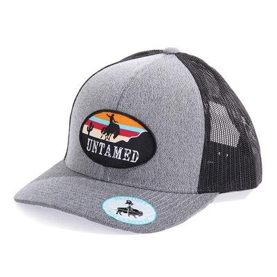 Red Dirt Hat Co.'s Heather Grey Untamed Cap
