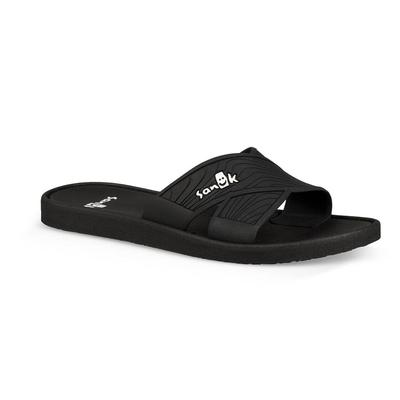 Sanuk Women's Beachwalker Slide Sandal