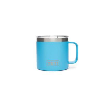 YETI Reef Blue Rambler 14oz Mug