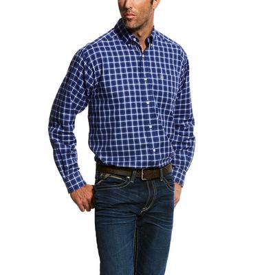 Ariat Men's Long Sleeve Pro Series Button Down Shirt