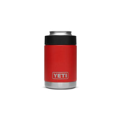 YETI Canyon Red Rambler Colster