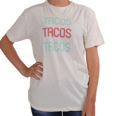 Vintage Soul Womens Tacos Tacos Tee