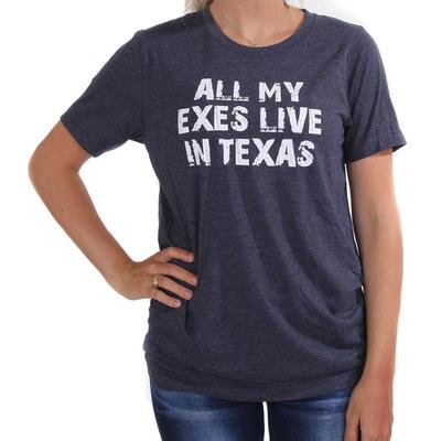 Vintage Soul Womens All My Exes Tee