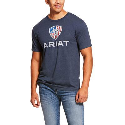 Ariat Men's Short Sleeve Liberty USA T-Shirt